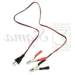 12V DC Charging Cable For WEN 56200i 2000 Watts Gas Powered