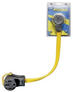 Arcon 14372 Generator Pigtail Power Cord 50-Amp Female to 30