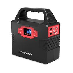 ACOPOWER 150Wh Portable Solar Generator Power Supply Energy