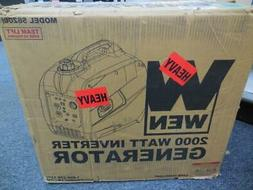 WEN 2000 Watt Inverter Generator 56200i NEW IN BOX