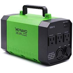 CHAFON 200Wh Portable Generator Power Station Rechargeable