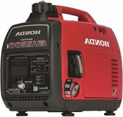 Honda EU2200I  2,200 Watt Super Quiet Series  Inverter Gener