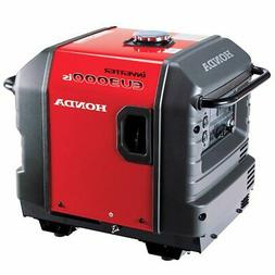 Honda EU3000iS Portable Inverter Generator - CARB Compliant,