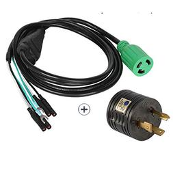 Atima Generator Extension Parallel Cables and RV Adaptor for