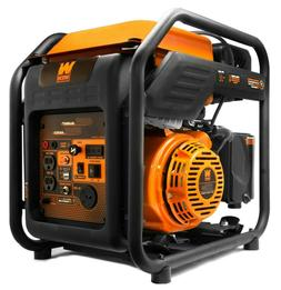 WEN GN400i RV-Ready 4000-Watt Open Frame Inverter Generator,