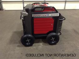 "HONDA EU7000iS INVERTER GENERATOR ALLTERRAIN 10"" PNEUMATIC W"