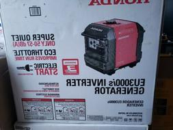 Honda inverter EU3000iS 3000 Watt 6.5 HP Generator