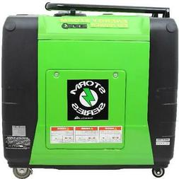 Inverter Generator Energy Storm 6500-W Gas Electric/Remote S