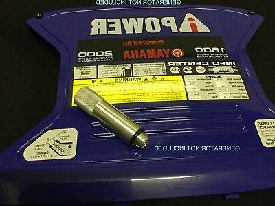 A-IPOWER SC2000i GAS INVERTER GENERATOR OIL FILL AND DRAIN T