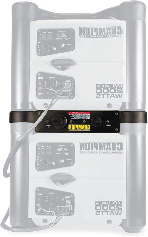 Champion 30-Amp Parallel Kit for Two Stackable 2000-Watt Invert