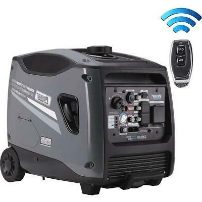 products g450rn 4500w portable quiet inverter carb