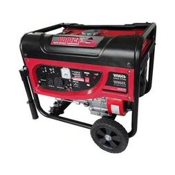 Smarter Tools 4500w Portable Generator with No-flat Wheels a