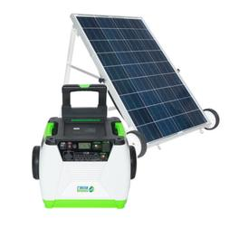 Portable Nature's Generator 1800W Solar & Wind Powered Gener