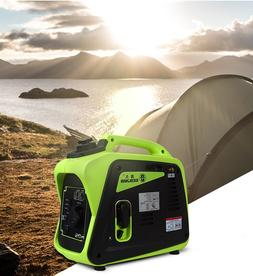 Small 1000w portable silent camping boating fishing external