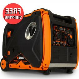 Super Quiet 3800 Watt Portable Clean Power Inverter Generato