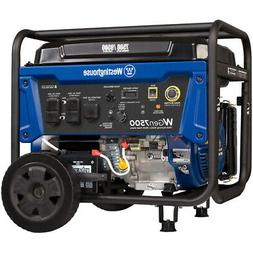 Westinghouse WGen7500 Portable Generator w/ Electric Start -